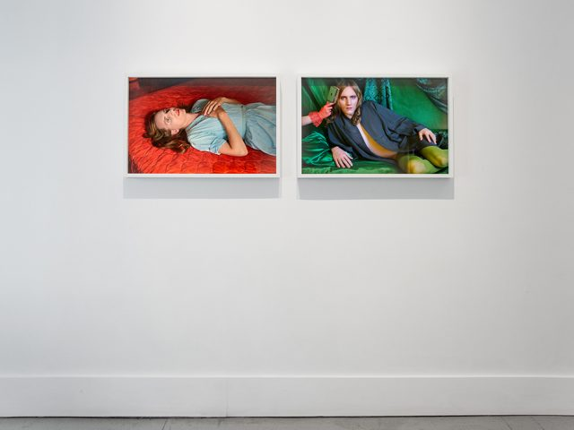 Lissa Rivera, Beautiful Boy, Installation Image V