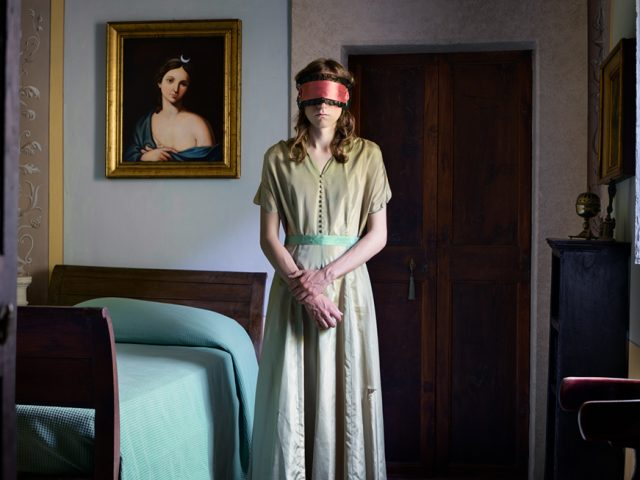 Lissa Rivera, Blindfold