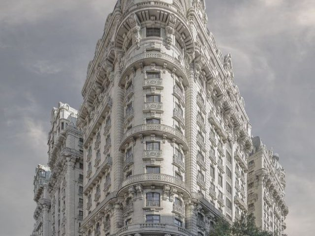 Marc Yankus, The Ansonia