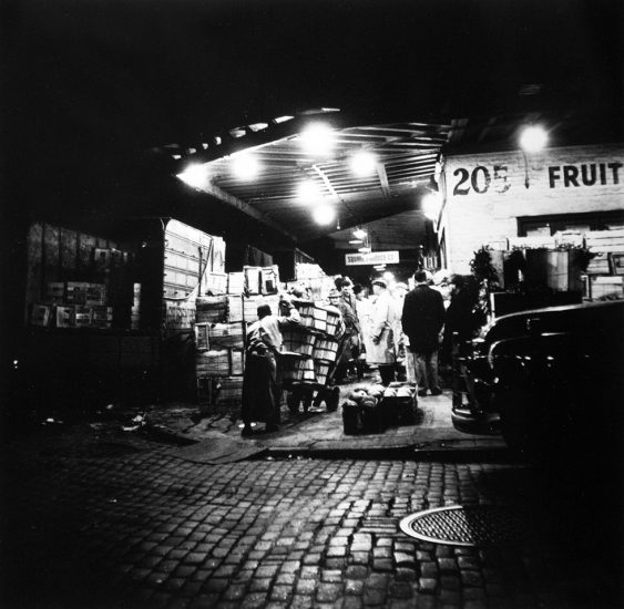 Arthur King, Washington Market, 205