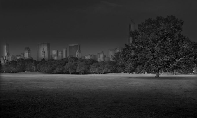 Michael Massaia, Sheep Meadow Sunrise