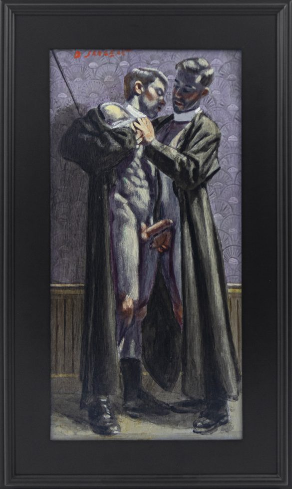 [Bruce Sargeant (1898-1938)] Brotherly Love