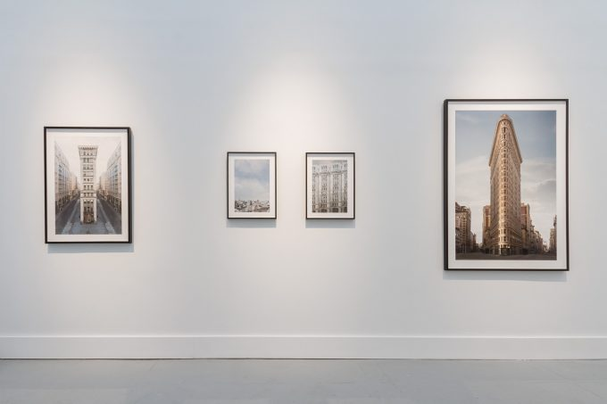 "Installation image ""The Secret Lives of Buildings"""