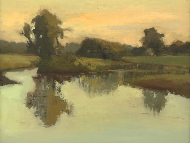 Kathryn Keller, Early Morning