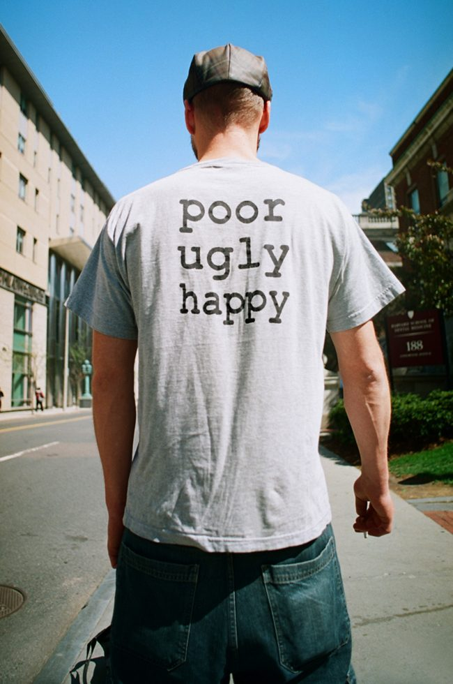 Poor Ugly Happy