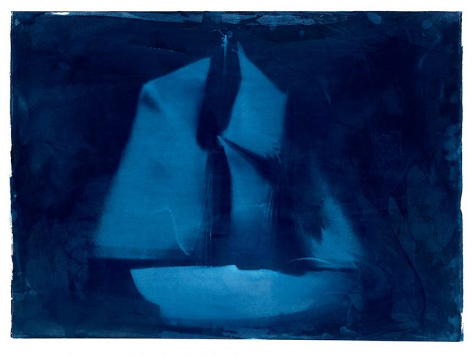 Brian Buckley, Untitled (Ghost Ship VII)
