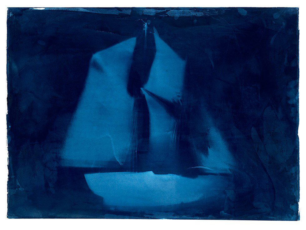 Untitled (Ghost Ship VII)