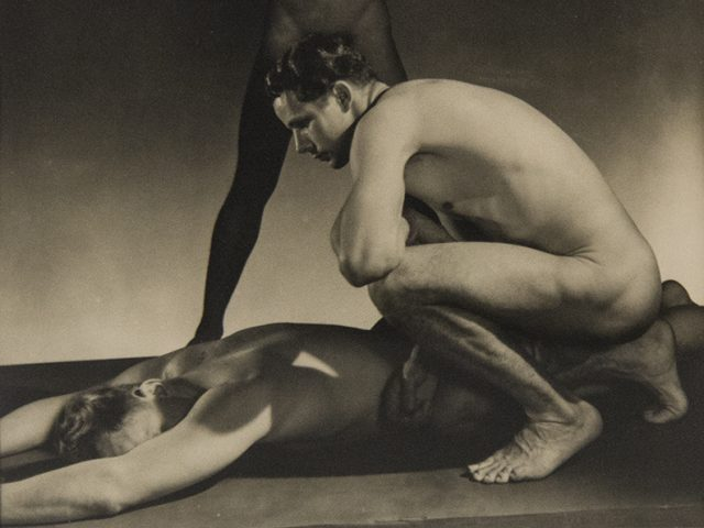 George Platt Lynes, Three Male Nudes