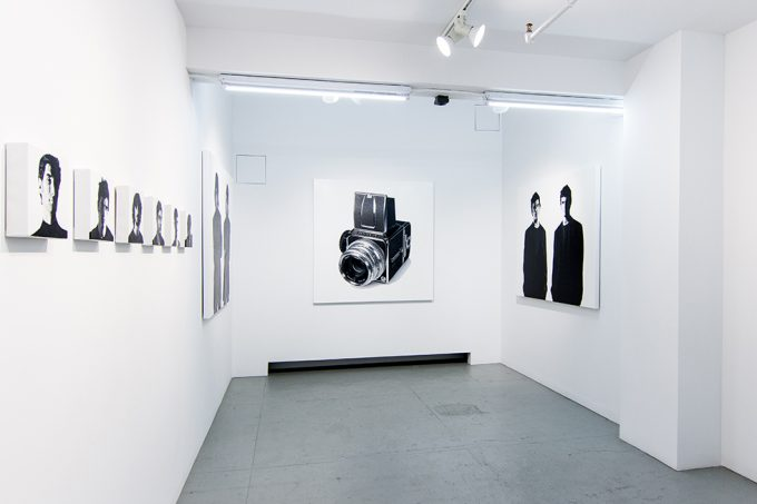 Fabio Torre, A Contemporary Glance, Installation Image II