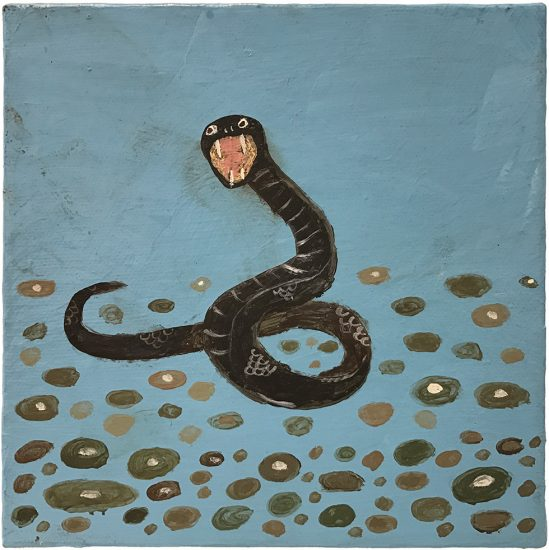 Scott Daniel Ellison, Water Moccasin