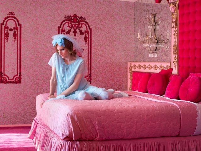 Lissa Rivera, Beautiful Boy, Pink Bedroom (for Priscilla)