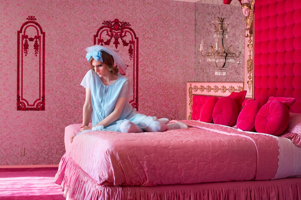 Pink Bedroom (for Priscilla)