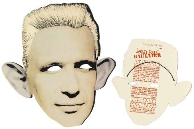 Jean-Paul Gaultier Mask