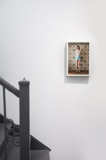 Lissa Rivera, Beautiful Boy, Installation Image X