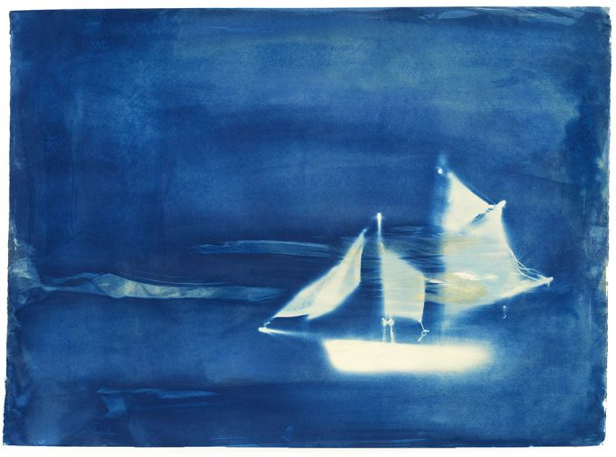 Brian Buckley, Untitled (Ghost Ship XVII)