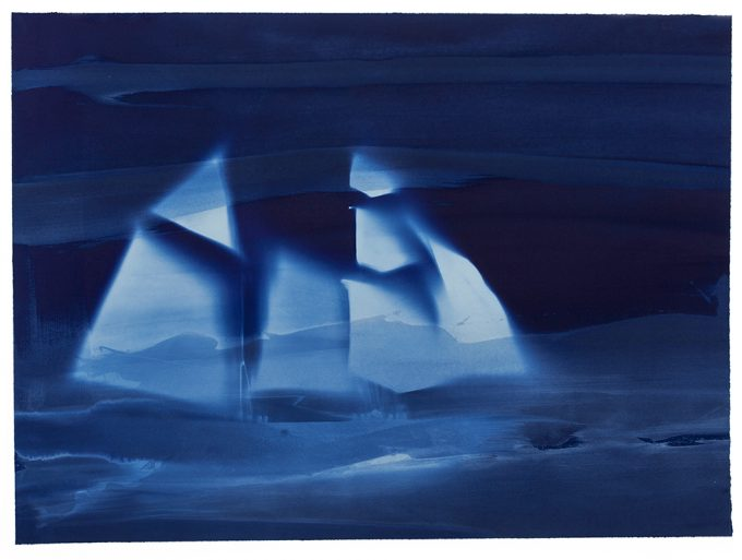 Brian Buckley, Untitled (Ghost Ship XXXIX)