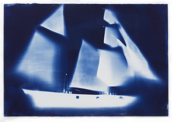 Brian Buckley, Untitled (Ghost Ship XIX)