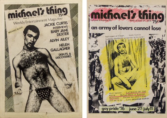 Michael's Thing Magazine