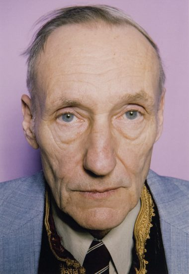 Marcia Resnick, William Burroughs