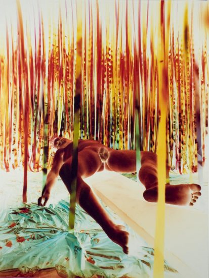 Robert Calafiore, Untitled (Figure #5)