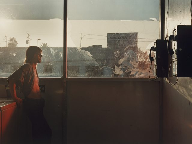 Philip-Lorca diCorcia, Mike Miller; 24 years old; Allentown, Pennsylvania; $25