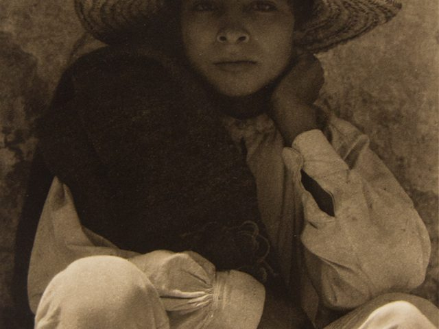 Paul Strand, Boy, Hidalgo