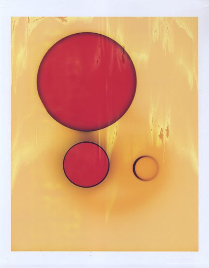 Brian Buckley, Red and Yellow II