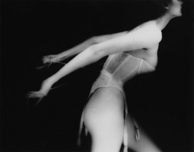 Lillian Bassman, It's a Cinch, Carmen, Lingerie by Warner's, New York, Harper's Bazaar