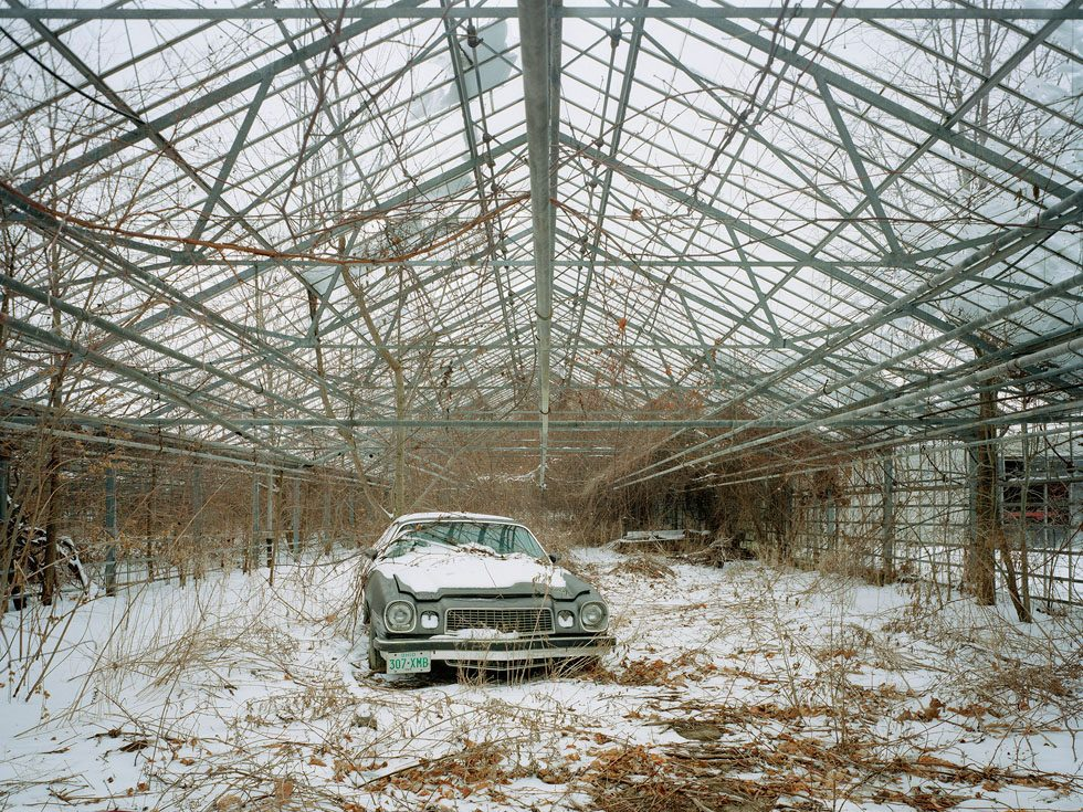 Untitled (Car Snow, 01.2005)