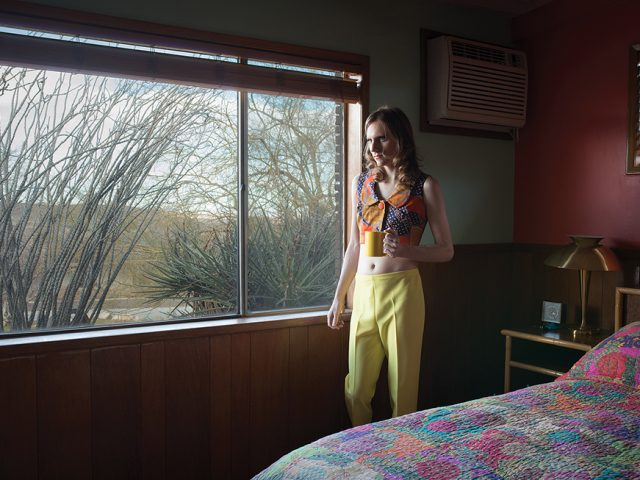 Lissa Rivera, Bedroom with Perfect Outfit, Joshua Tree (My Boyfriend's Back)