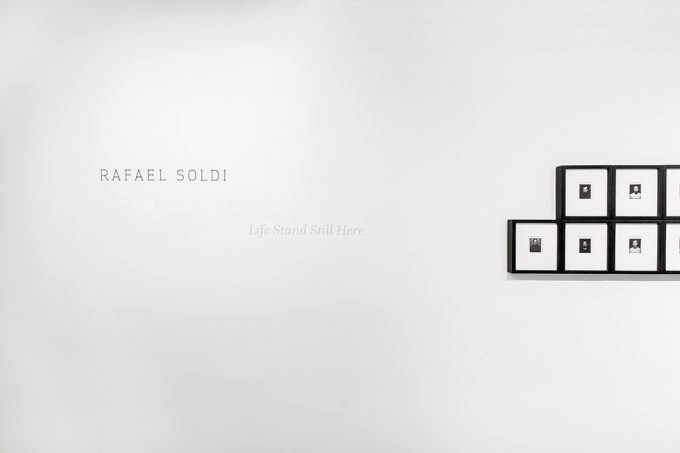 Rafael Soldi, Life Stand Still Here, Installation Image I