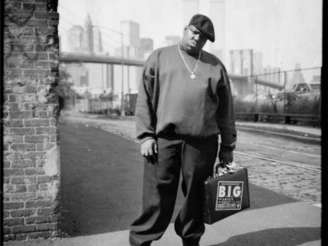 David McIntyre, The Notorious B.I.G. (Biggie Smalls), Summer 1994
