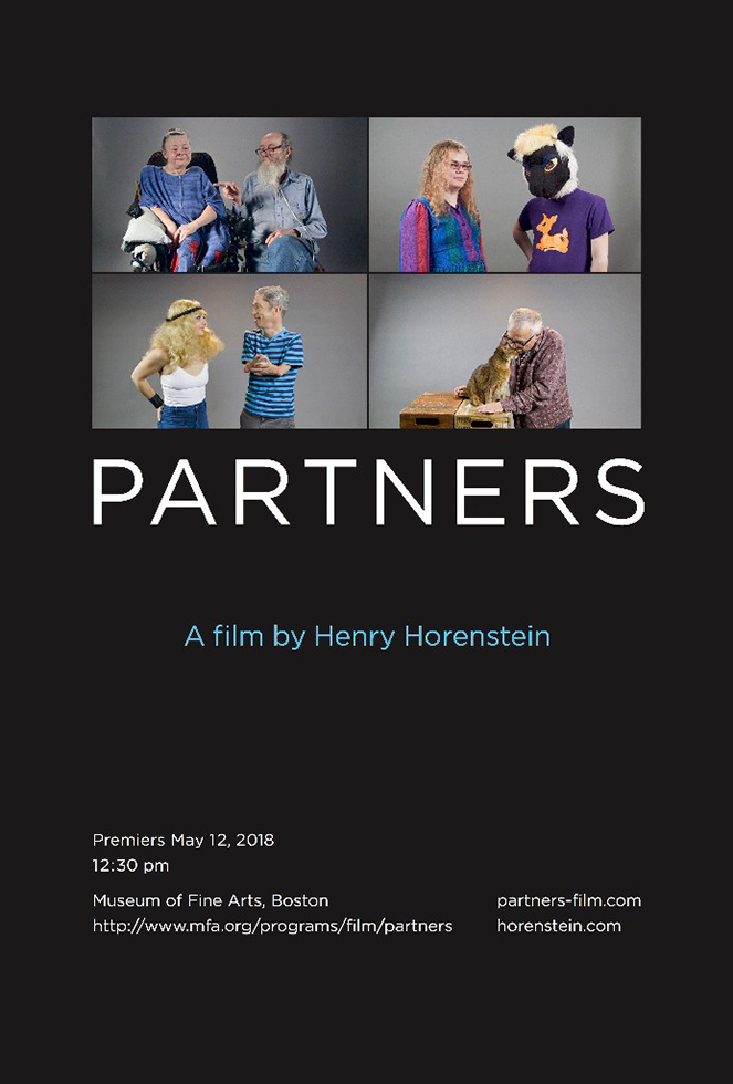 Henry Horenstein's film PARTNERS premiering at Museum of Fine Arts