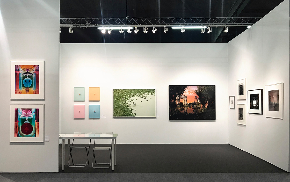 ClampArt exhibiting at AIPAD: The Photography Show 2018