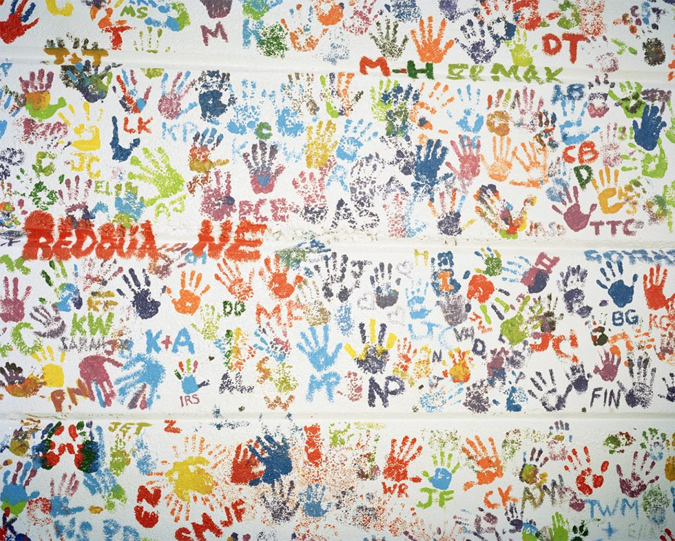 Untitled (Handprints)