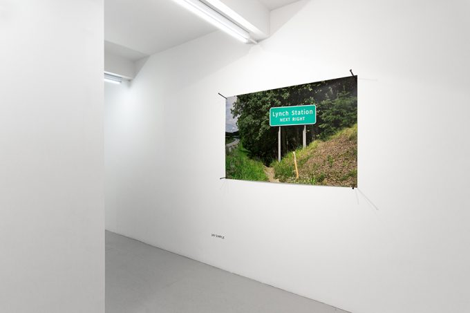 Jay Simple, The Station, Installation View