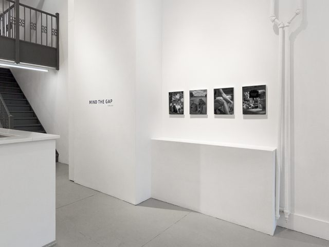 Joshua Lutz, Mind the Gap, Installation Image I
