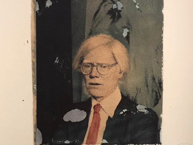 Mark Beard, Untitled (Andy Warhol)