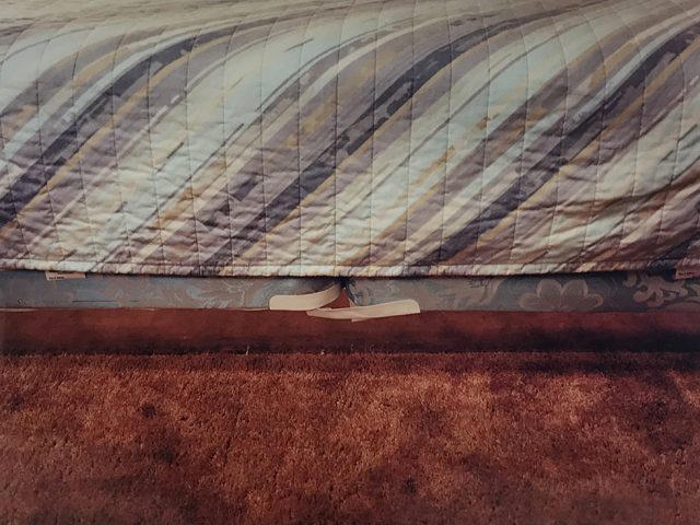 Lisa Kereszi, Two Beds, Granby Motel, Conn.