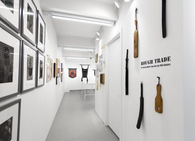 Rough Trade: Art and Sex Work from the Late 20th Century, Installation Image I