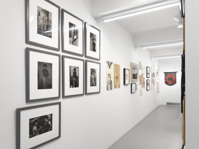 Rough Trade: Art and Sex Work from the Late 20th Century, Installation Image II