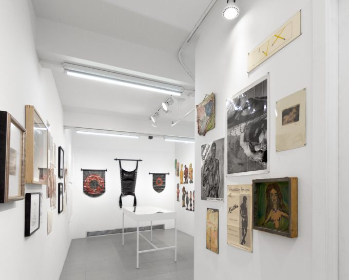 Rough Trade: Art and Sex Work from the Late 20th Century, Installation Image III