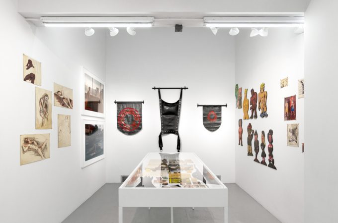 Rough Trade: Art and Sex Work from the Late 20th Century, Installation Image IV