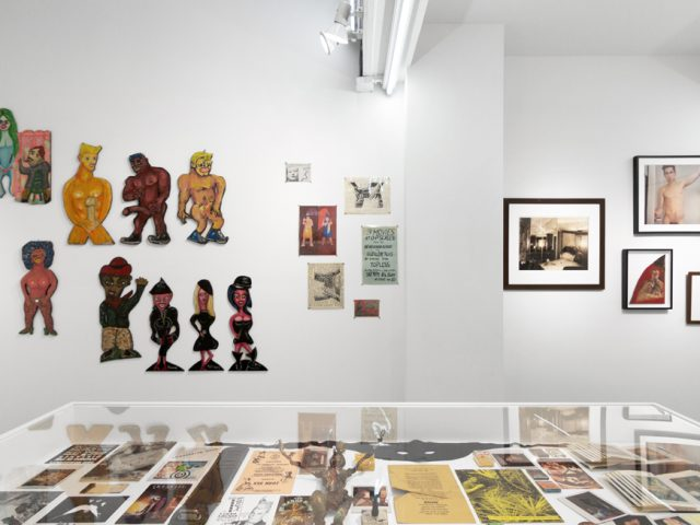 Rough Trade: Art and Sex Work from the Late 20th Century, Installation Image VI