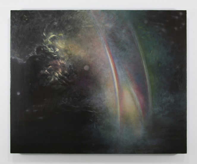 Benjamin Kress, Untitled Nocturnal Rainbow