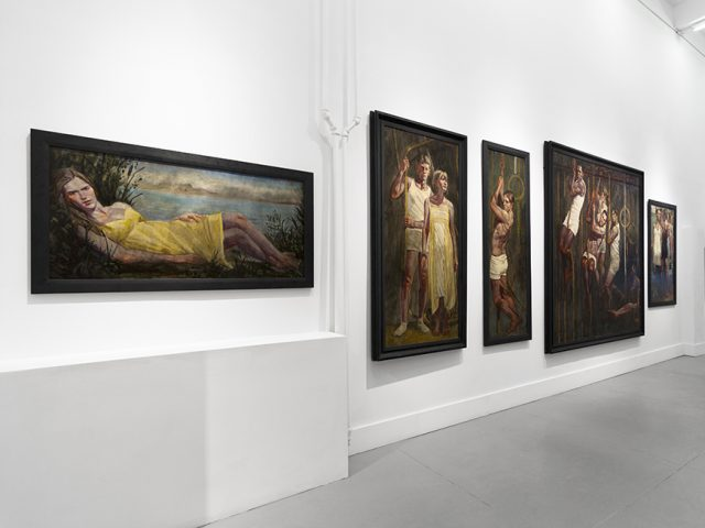 Bruce Sargeant (1898-1938): The Lost Murals, Installation Image III