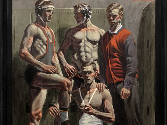 Mark Beard, [Bruce Sargeant (1898-1938)] Champion Wrestling Team