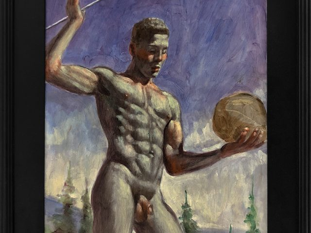 Mark Beard, [Bruce Sargeant (1898-1938)] Exercising En Plein Air