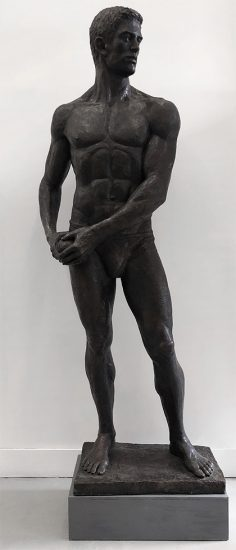 Mark Beard, [Bruce Sargeant (1898-1938)] Statue of an Athlete