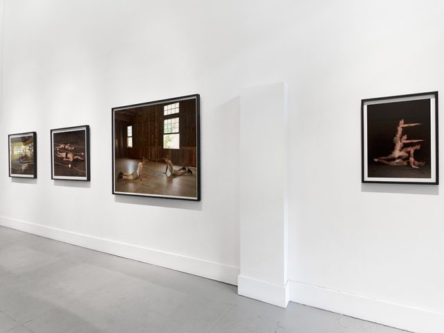 Luke Smalley, Exercise at Home, Installation Image III